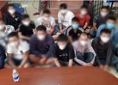 Công an Bình Tân cảnh báo nạn băng nhóm bạo lực có hung khí