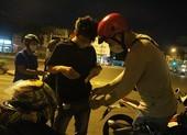 Tụ tập gây rối: CSGT TP.HCM tạm giữ 23 xe máy