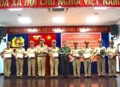 Công an TP.HCM khen thưởng CSGT nêu gương tốt, dũng cảm