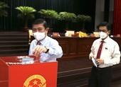 Bầu nhiều lãnh đạo chủ chốt của HĐND TP.HCM khoá mới