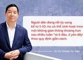 TS Vũ Thành Tự Anh: TP.HCM cần 4 yếu tố để mở cửa thành công từ 1-10