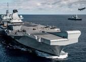 Trung Quốc yêu cầu Anh không đưa tàu sân bay tới Đông Á