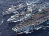 Điều tàu sân bay đến Biển Đông, Anh chỉ đơn giản muốn đối phó Trung Quốc?