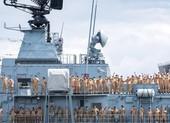 Tàu khu trục Đức đến ÂĐD-TBD để 'đảm bảo một trật tự quốc tế dựa trên luật lệ'
