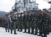 Mỹ, Indonesia xây trung tâm huấn luyện ở điểm nóng chiến lược trên Biển Đông
