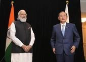 Nhật, Ấn Độ có tuyên bố mạnh mẽ về Biển Đông trước thềm hội nghị QUAD