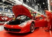 Nhà sản xuất siêu xe Ý 'thấm đòn' với COVID-19