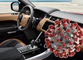 Cách khử trùng xe hơi trong mùa dịch COVID-19