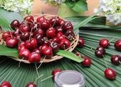 Nước ép cherry giúp điều trị bệnh gout