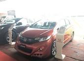 Quá ế ẩm, Honda Jazz mất tích trên gian hàng Honda Việt Nam