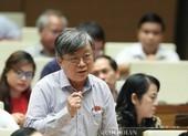 Đại biểu Trương Trọng Nghĩa trả lời phỏng vấn vụ Hồ Duy Hải
