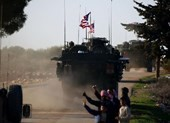 Hàng trăm lính Mỹ bị đe dọa vì chiến sự biên giới Syria