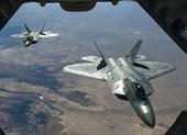Liên quân Mỹ ném bom ồ ạt quân chính phủ Syria