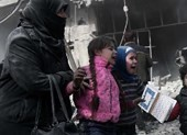 Phiến quân Syria đặt lệnh giới nghiêm ở Đông Ghouta