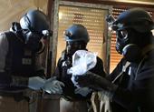 Mỹ dọa dùng vũ lực nếu Syria lại tấn công hóa học