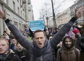 Lãnh đạo đối lập Nga có thể ngồi tù mùa bầu cử