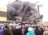 Nga: Cháy lớn tại trung tâm mua sắm