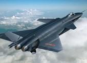 Tiêm kích tàng hình J-20 Trung Quốc bị lộ nguyên hình