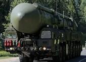 Báo chí Âu-Mỹ lo ngại Nga chạy đua hạt nhân