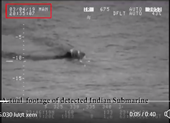 Pakistan tuyên bố chặn một tàu ngầm Ấn Độ xâm nhập lãnh hải