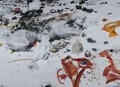 Đỉnh Everest biến thành bãi rác cao nhất thế giới