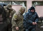 Nga có thể phóng thích các thủy thủ Ukraine