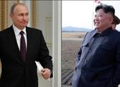 Triều Tiên lên tiếng về cuộc gặp giữa ông Putin và ông Kim