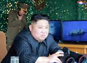 Ông Kim Jong-un trực tiếp giám sát vụ phóng tên lửa mới nhất