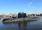 Tìm thấy tàu ngầm hải quân Argentina sau 1 năm mất tích