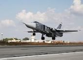 Căn cứ Nga ở Syria hứng 36 quả rốc két