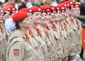 Nga phô diễn khí tài quân sự tại lễ duyệt binh ngày 9-5