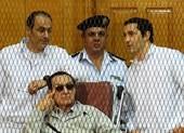 Ba cha con cựu tổng thống Ai Cập Hosni Mubarak bị đề nghị án tử hình