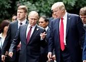 Ông Trump mong chờ gặp ông Putin tại G20