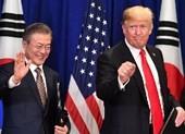 Ông Trump dự kiến tới thăm khu phi quân sự liên Triều