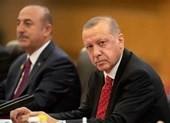 Ông Erdogan nói việc Mỹ không giao F-35 là 'ăn cướp'