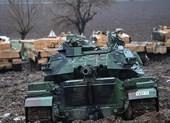 Thổ Nhĩ Kỳ mở chiến dịch tiêu diệt nơi ẩn náu của người Kurd