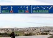 Quân đội Syria tiến vào Khan Sheikhun, phe nổi dậy 'lãnh đủ'