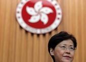 Bà Carrie Lam tổ chức họp kín với giới trẻ Hong Kong