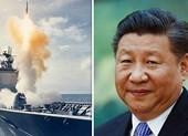 Mỹ điều tàu chiến đi qua eo biển Đài Loan