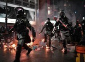 Trung Quốc nói không nhân nhượng tội phạm bạo lực Hong Kong