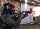 Hong Kong đáp trả việc Mỹ cấm bán hơi cay chống bạo động