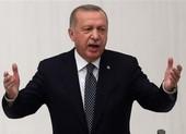 Thổ Nhĩ Kỳ nói hết kiên nhẫn với Mỹ về vùng an toàn ở Syria