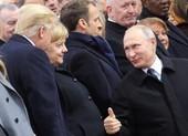 Ông Putin: Ông Trump có công giảm căng thẳng với Triều Tiên