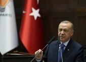 Ông Erdogan nêu điều kiện ngừng đánh người Kurd