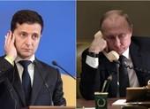 Ông Putin-Zelenskiy lần đầu điện đàm, bàn về xung đột Ukraine