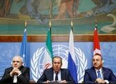 Nga-Thổ Nhĩ Kỳ-Iran họp, nói Mỹ 'ngạo mạn, vô pháp' ở Syria