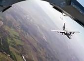 Máy bay chiến thuật Nga lần đầu tuần tra vùng đông bắc Syria