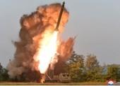KCNA: Triều Tiên thử nghiệm tên lửa siêu lớn