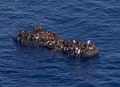 Libya giải cứu gần 500 người di cư gần Tripoli