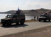 Video đoàn xe chở gần 300 quân cảnh Nga đến Syria